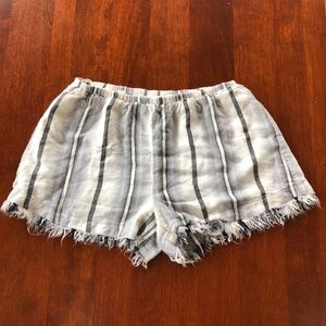 Honey Belle striped shorts